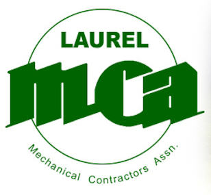 Laurel Mechanical Contractors Association logo